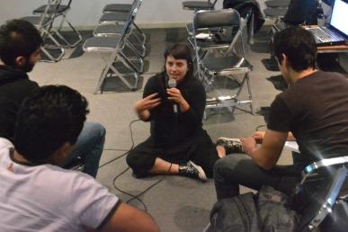 Olga Gutiérrez, invitada