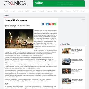 5/10/16 La Crónica